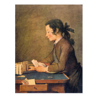 Jean Chardin - House of Cards