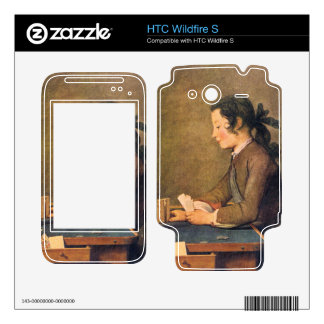 Jean Chardin - House of Cards HTC Wildfire S Skins