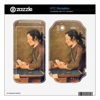 Jean Chardin - House of Cards Skins For HTC Sensation