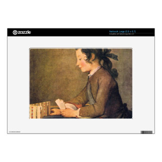 Jean Chardin - House of Cards Decals For Netbooks