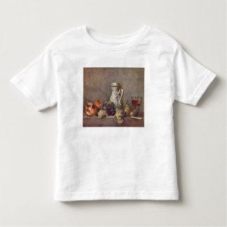 Jean Chardin - Still life with porcelain jug Toddler T-shirt