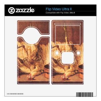 Jean Chardin - Still Life with turkey Flip Video Ultra II Skin