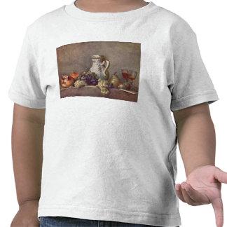 Jean Chardin - todavía vida con el jarro de la por Camiseta