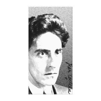 Jean Cocteau Lona Envuelta Para Galerías