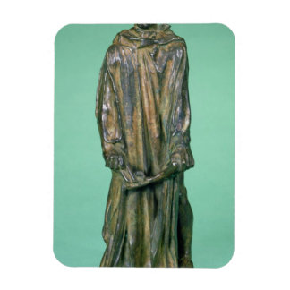 Jean d'Aire, from the Burghers of Calais (bronze) Magnet