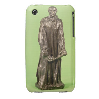 Jean d'Aire, from the Burghers of Calais Case-Mate iPhone 3 Case