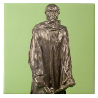 Jean d'Aire, from the Burghers of Calais Tile