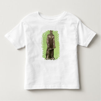 Jean d'Aire, from the Burghers of Calais Toddler T-shirt