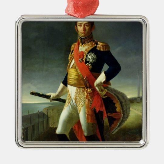 Jean-de-Dieu Soult  Duke of Dalmatia, 1856 Metal Ornament