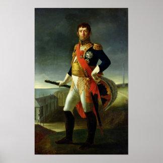 Jean-de-Dieu Soult  Duke of Dalmatia, 1856 Poster