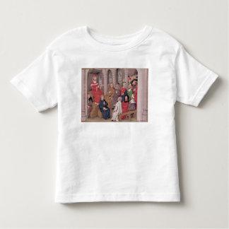 Jean de Gerson  preaching the Passion Toddler T-shirt
