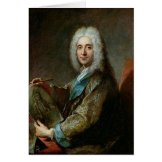 Jean de Jullienne  1722 Card