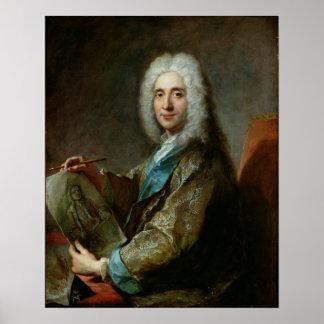 Jean de Jullienne  1722 Poster