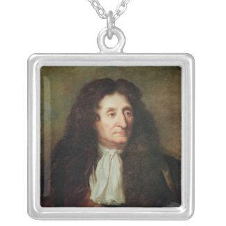 Jean de la Fontaine Collar Plateado