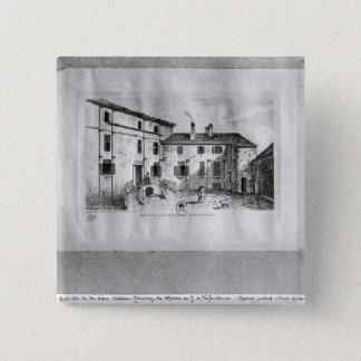 Jean de La Fontaine's  House at Button