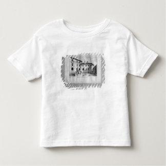 Jean de La Fontaine's  House at Toddler T-shirt