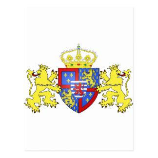 Jean de Luxembourg , Netherlands Post Cards