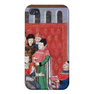 Jean de Meung iPhone 4/4S Carcasa
