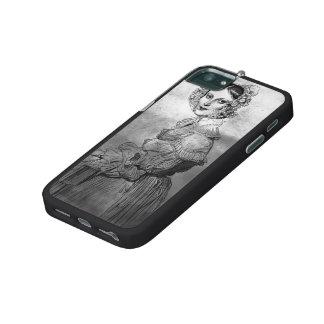 Jean Dominique Ingres-Madame Eugène Viollet le Duc iPhone 5 Cover