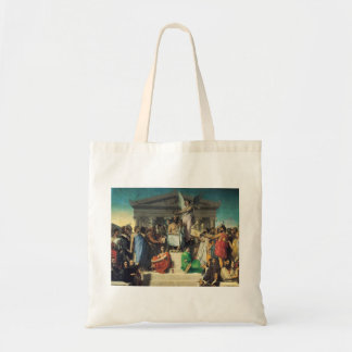 Jean Dominique Ingres- The Apotheosis of Homer Bag