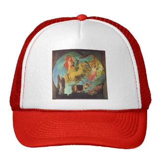 Jean Dominique Ingres-The Apotheosis of Napoleon I Trucker Hat