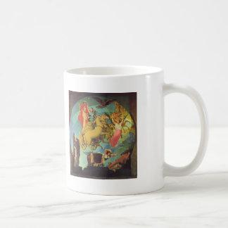 Jean Dominique Ingres-The Apotheosis of Napoleon I Mugs
