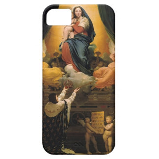 Jean Dominique Ingres- The Vow of Louis XIII iPhone 5 Case