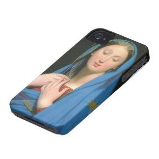 Jean Dominique Ingres- Virgin of the Adoption iPhone 4 Case-Mate Cases
