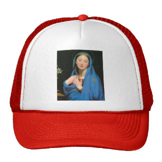 Jean Dominique Ingres- Virgin of the Adoption Trucker Hat