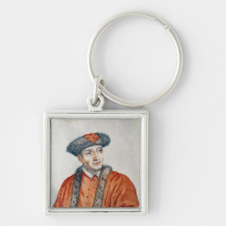 Jean d'Orleans  Count of Dunois Keychain