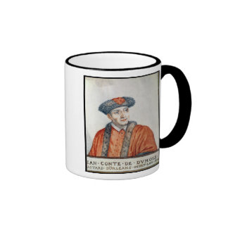 Jean d'Orleans  Count of Dunois Coffee Mugs