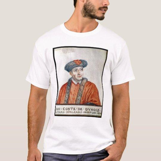 Jean d'Orleans  Count of Dunois T-Shirt