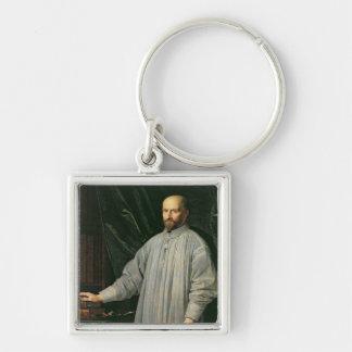 Jean Duvergier de Hauranne  Abbot of Keychain