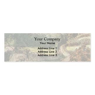 Jean-Francois Millet-Manor farm Cousin in Greville Business Cards