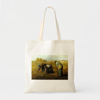 Jean-Francois Millet- The Gleaners Tote Bag
