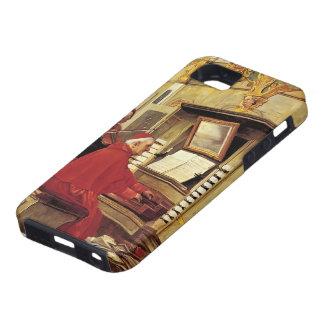 Jean Georges Vibert- The Duet iPhone 5 Case