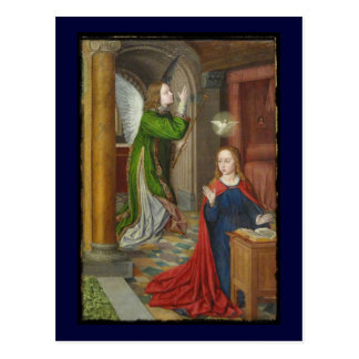 Jean Hey Annunciation Post Cards