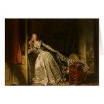 Jean-Honore Fragonard- el beso robado Felicitación