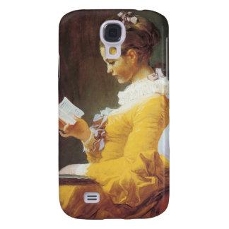 Jean-Honore Fragonard el lector