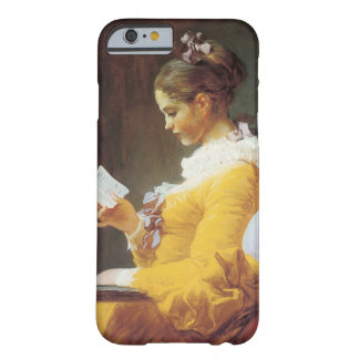 Jean-Honore Fragonard The Reader Barely There iPhone 6 Case