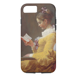 Jean-Honore Fragonard Young Girl Reading Vintage iPhone 7 Case
