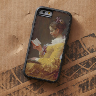 Jean-Honore Fragonard Young Girl Reading Vintage Tough Xtreme iPhone 6 Case