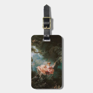 Jean-Honoré Fragonard's The Swing Bag Tag