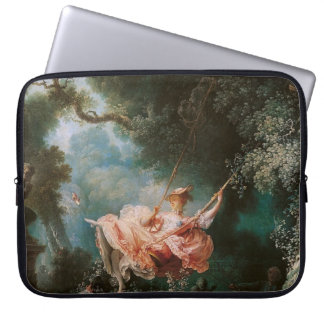 Jean-Honoré Fragonard's The Swing Laptop Computer Sleeves
