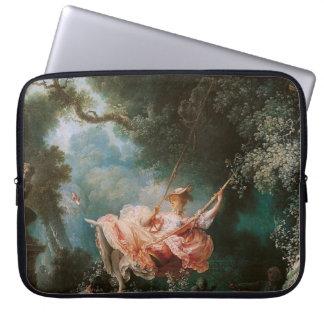 Jean-Honoré Fragonard's The Swing Computer Sleeve
