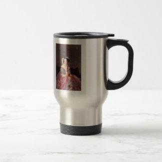 Jean Ingres- Baronesss Betty de Rothschild Mug