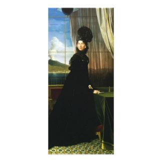 Jean Ingres- Caroline Murat, Queen of Naples Custom Rack Card