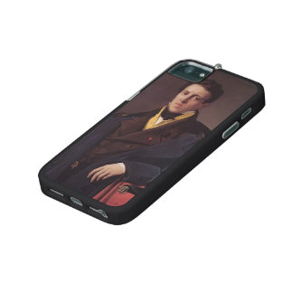 Jean Ingres- Charles-Marie-Jean-Baptiste Marcotte iPhone 5/5S Covers