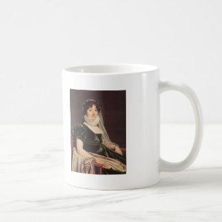 Jean Ingres- Comtes de Tournon Taza Básica Blanca