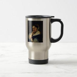 Jean Ingres- Delphine Ramel, Madame Ingres Mug